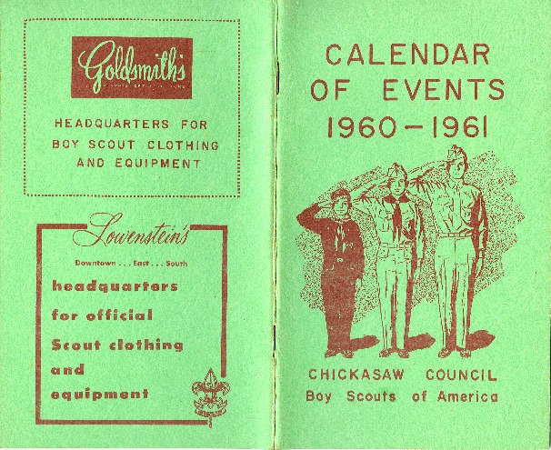 1960-1961 - Chickasaw Council Calendar of Events.pdf