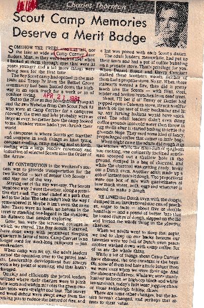 http://www.kiakimamuseum.org/plugins/Dropbox/files/1981 (4-21-81) - Press Scimitar - Scout Camp Memories Deserve a Merit Badge [Press-Scimitar].pdf