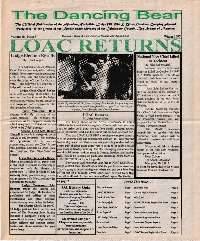 http://www.kiakimamuseum.org/plugins/Dropbox/files/1997 (Winter) - Ahoalan-Nachpikin Lodge Dancing Bear Newsletter.pdf