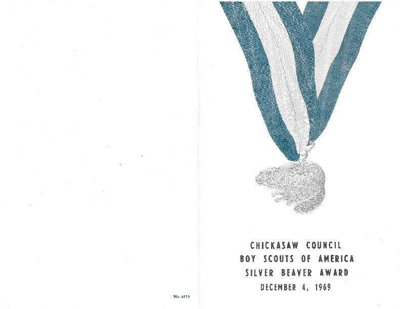1969 - Chickasaw Council Silver Beaver Program.pdf