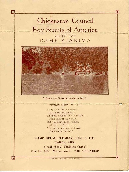 1918 Kia Kima Leaders Guide