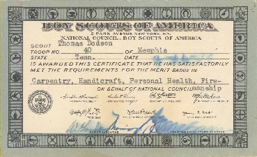 http://www.kiakimamuseum.org/plugins/Dropbox/files/1939 Merit Badge Card.pdf