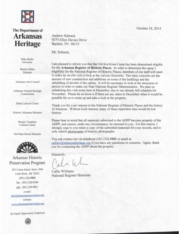 10-24-14 Letter from Dept of Arkansas Heritage.pdf