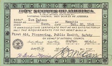 http://www.kiakimamuseum.org/plugins/Dropbox/files/1941 Merit Badge Card.pdf