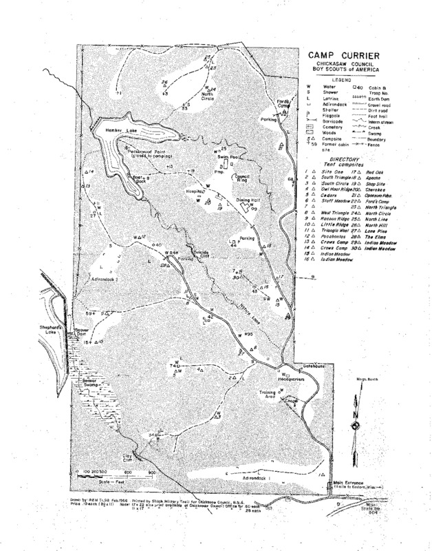 http://www.kiakimamuseum.org/plugins/Dropbox/files/1966 Camp Currier Map with Campsite Names.pdf