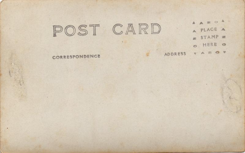 1920c Postcard - Bird's Eye View of Hardy (Reverse).tiff