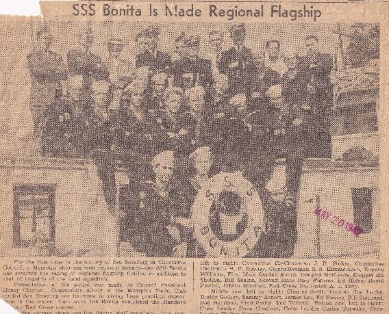 http://www.kiakimamuseum.org/plugins/Dropbox/files/1942 (5-20-42) - Press Scimitar - SSS Bonita is Made Regional Flagship [Press-Scimitar].pdf