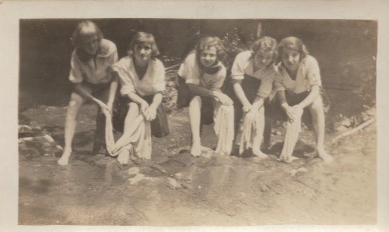 c1920 Miramichee Wash Day (alternate).tiff
