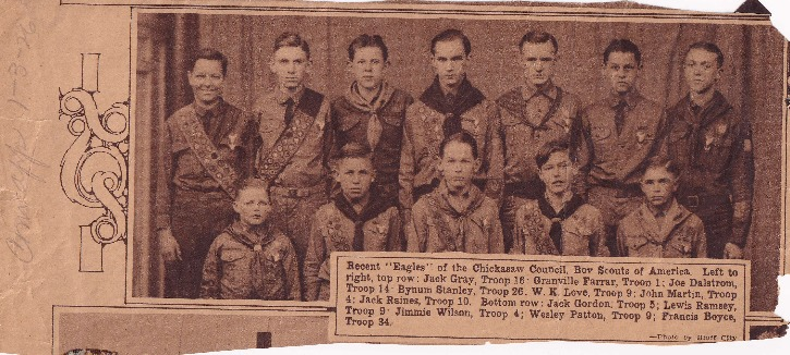 http://www.kiakimamuseum.org/plugins/Dropbox/files/1926 (1-3-26) - Commercial Appeal - Recent Eagle Scouts [Dalstrom].pdf