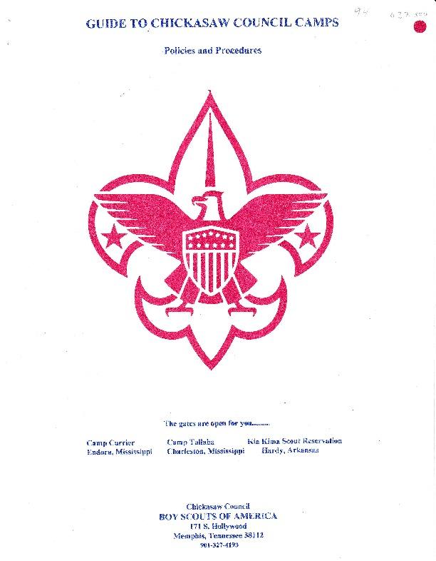 1994 - Chickasaw Council Camps Policies & Procedures.pdf