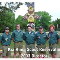 2003 Photo: Kia Kima Directors Photo