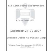 http://www.kiakimamuseum.org/plugins/Dropbox/files/2007 - Winter Camp Leaders Guide.pdf