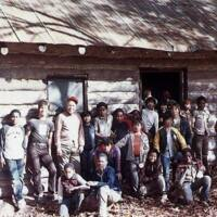 http://kiakimamuseum.org/plugins/Dropbox/files/1982 - Troop 48 at the Troop 48 Cabin, Camp Currier (Barry Moore, far left).jpg