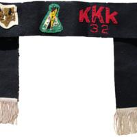 1932 Kia Kima Camper Sash