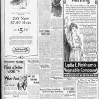 1919 (9/18/1919) News Scimitar: Rotarians Doing Good Work in Drive for Boy Scout Funds