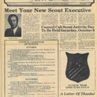 1979 (Oct) Chickasaw Council Smoke Signals Newsletter