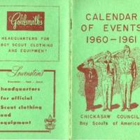 1960-1961 - Chickasaw Council Calendar of Events.pdf
