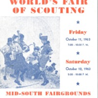 1963 - Chickasaw Council World's Fair of Scouting Program.pdf