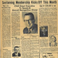 1968 (Feb) Chickasaw Council Smoke Signals Newsletter