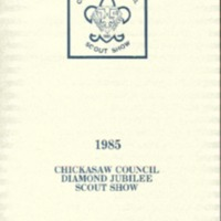 1985 - Chickasaw Council Scout Show Program.pdf