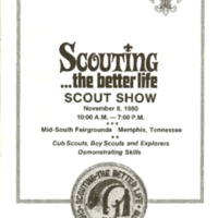 1980 - Chickasaw Council Scout Show Program.PDF