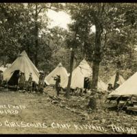 1920 Photo: Boulevard Kamp Kiwani