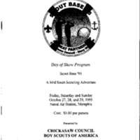 1995 - Chickasaw Council Scout Base Leaders Guide Day of Show.pdf