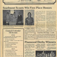 1979 (June) Chickasaw Council Smoke Signals Newsletter