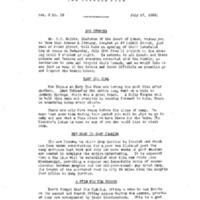 1928 Chickasaw Council Council Fire Newsletters