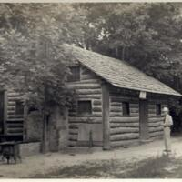 http://kiakimamuseum.org/plugins/Dropbox/files/1933 - Scoutmaster Charles H. Church at Troop 48 Cabin (Camp Currier).jpg