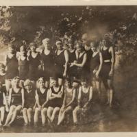 c1920 Kia Kima Swimmers.tiff