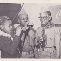1959 Photo: Scouts Seminole Division