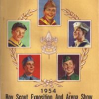 1954 Boy Scout Exposition Chickasaw Council [Troop 48, Ed Provine Archives].pdf