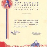 http://www.kiakimamuseum.org/plugins/Dropbox/files/1950 - National Jamboree Appreciation Certificate for Ken Humphreys.jpg