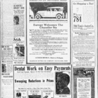 1919 (2/04/1919) News Scimitar: Boy Scout Annivesary Recalls Worth of Move