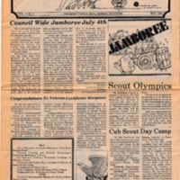 1980 (May) Chickasaw Council Smoke Signals Newsletter