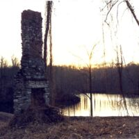 http://kiakimamuseum.org/plugins/Dropbox/files/1980c - Abandoned Chimney from old cabin at Camp Currier West Road.jpg