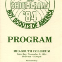 1984 - Chickasaw Council Scout Scout-O-Rama Program.pdf