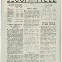 1935 (05/01/1935) Scouting Magazine: Bolton Smith Obituary