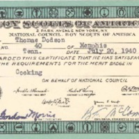 http://www.kiakimamuseum.org/plugins/Dropbox/files/1940 Merit Badge Card.pdf
