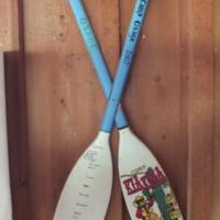 2007 Osage Staff Paddle