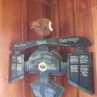 2006 Osage Staff Thunderbird
