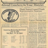 1979 (Aug) Chickasaw Council Smoke Signals Newsletter