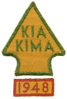 1948 Kia Kima Patch