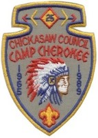 Camp Cherokee Symbols