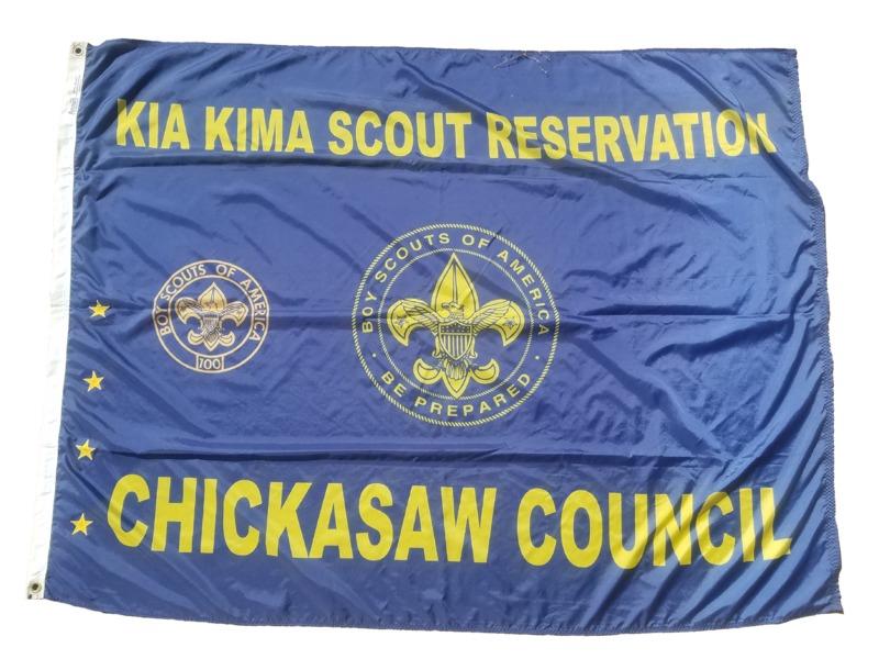 Picture: Kia Kima Flag