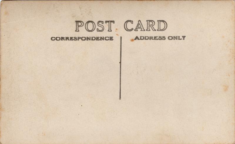 1920 Miramichee Postcard - The Ford at GVC (reverse).tiff