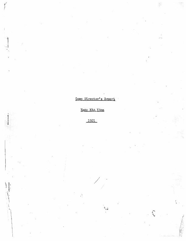 http://www.kiakimamuseum.org/plugins/Dropbox/files/1931 - Kia Kima Camp Director Report.pdf