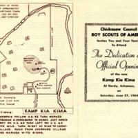 1964 Kia Kima Dedication Program