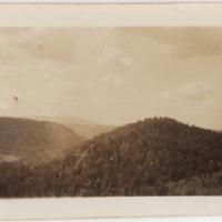 1920c Photo: Ozark Mountains